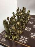 Chess Set with Board