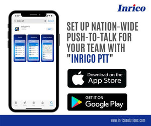 Inrico PTT+ Application for Touchscreen Devices