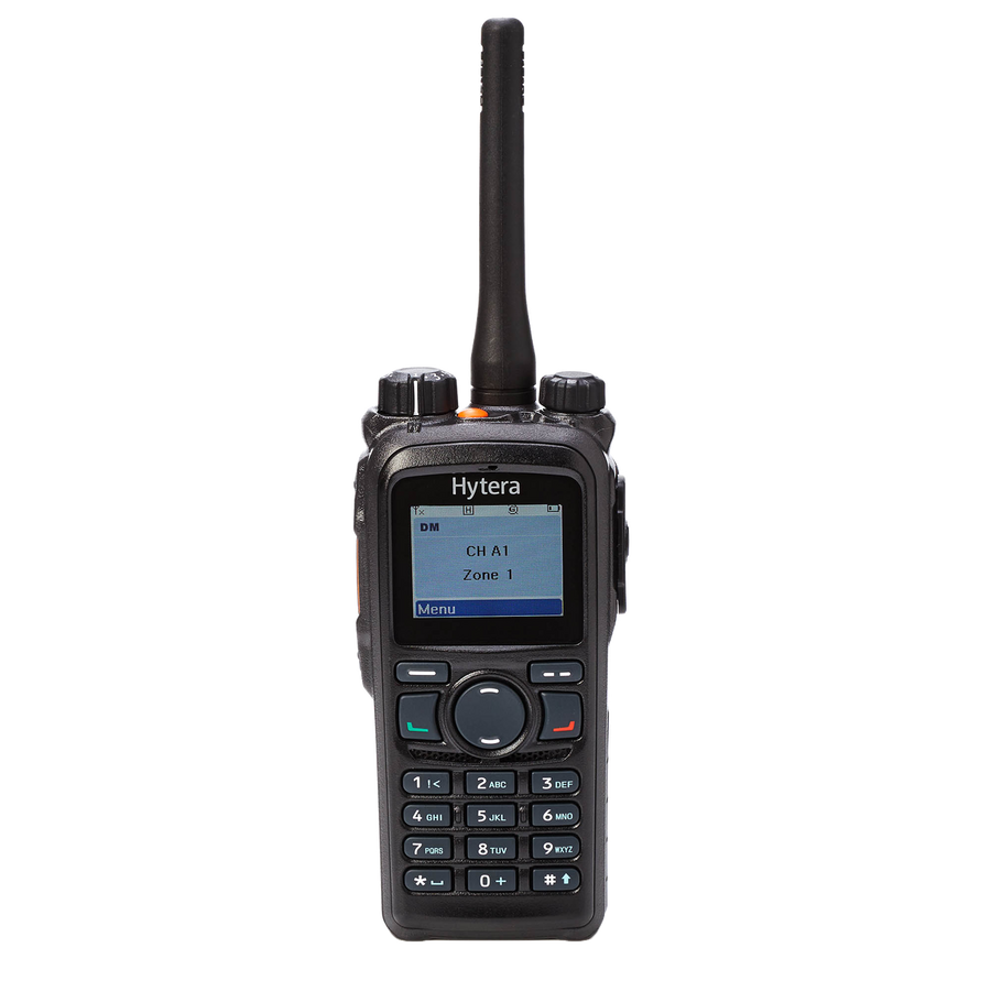 Hytera PD782i UL913 Intrinsically Safe Portable Radio