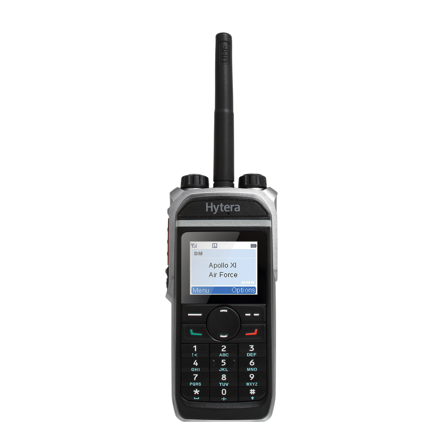 Hytera PD682i Portable Radio