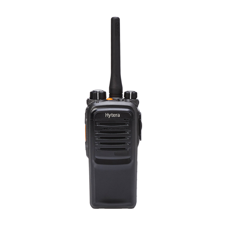 Hytera PD702i UL913 Intrinsically Safe Portable Radio