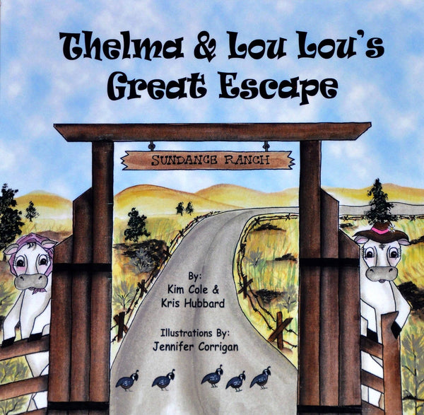 Thelma & Lou Lou's Great Escape