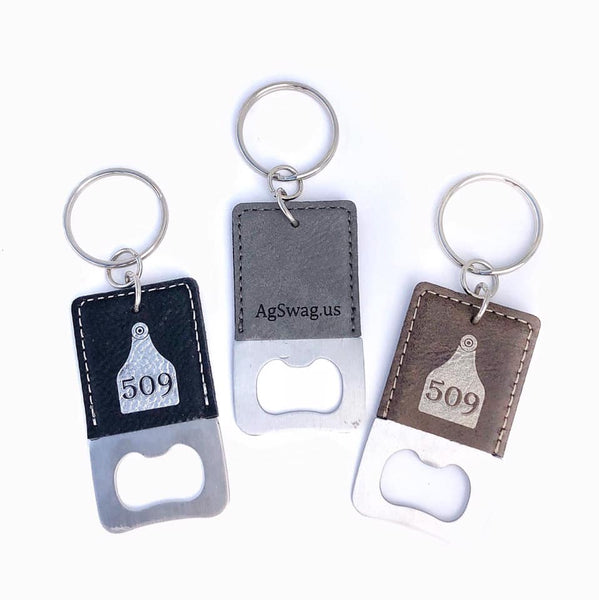 509 Bottle Opener, Key Chain