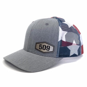 Stars and Stripes 509 Badge