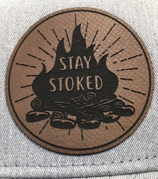 Stay Stoked Snapback