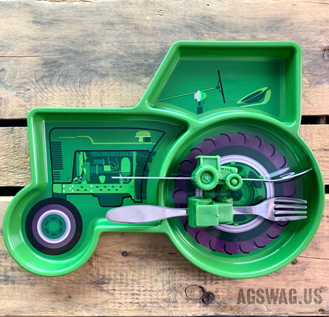 Tractor Meal Set