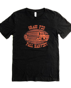 Grass Fed Fall Harvest T-Shirt
