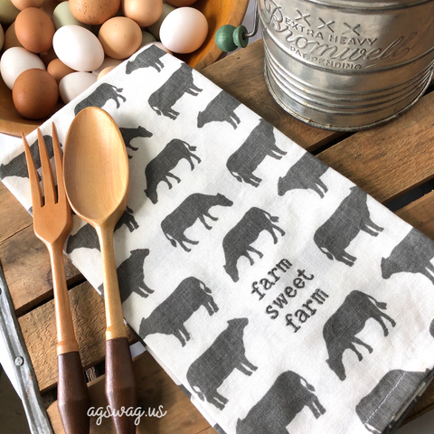 Farm Flour Sack Towels