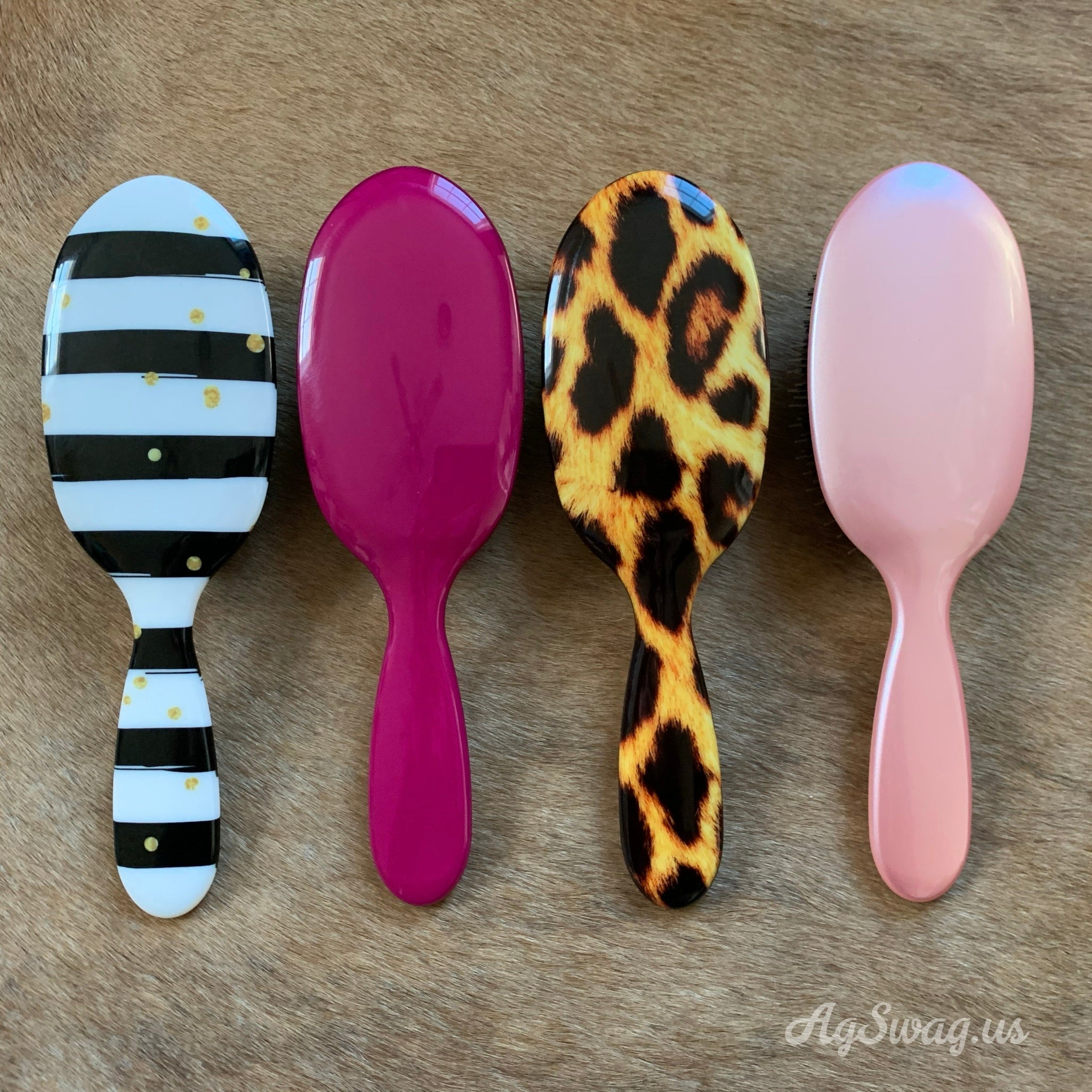 Rock and Ruddle Hairbrushes