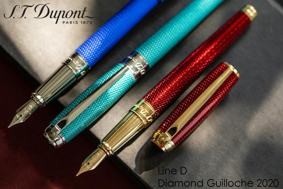 S.T. Dupont Pens (New to Store!)