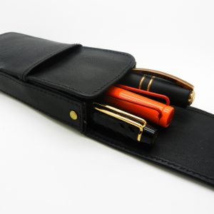 Girologio 3-Pen Leather Case