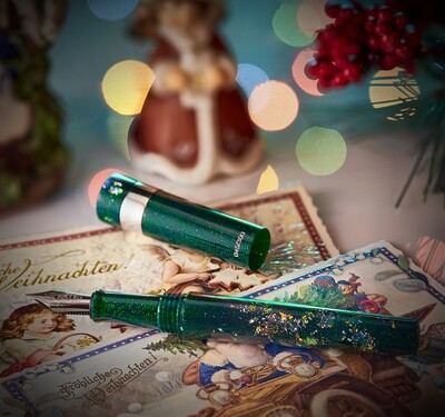 (New!)BENU Supreme Holiday 2020 LE Fountain Pens!