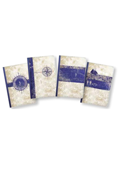 Maritime Bound Notebooks