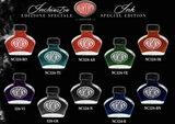 (New!) 100th Anniversary Aurora Ink Collection!