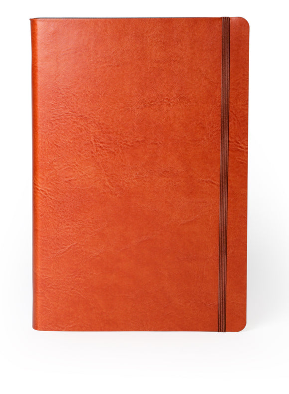 Fiorentina Moda Leather A5 Notebooks