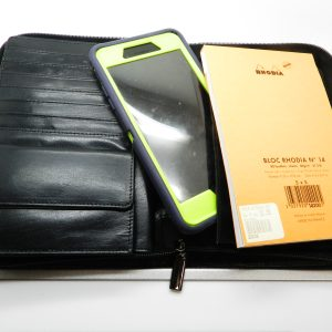 "(New!) Girologio ""Grab and Go"" Leather Cases!"