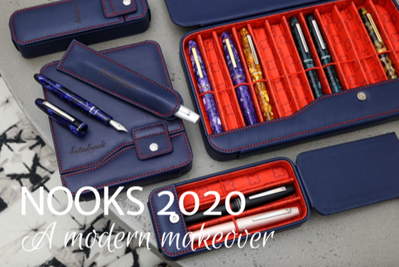 (New Blue!) Esterbrook Pen
