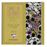 Clairefontaine Coloring Books!