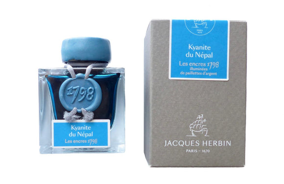 Jacques Herbin 1798 Anniversary Inks