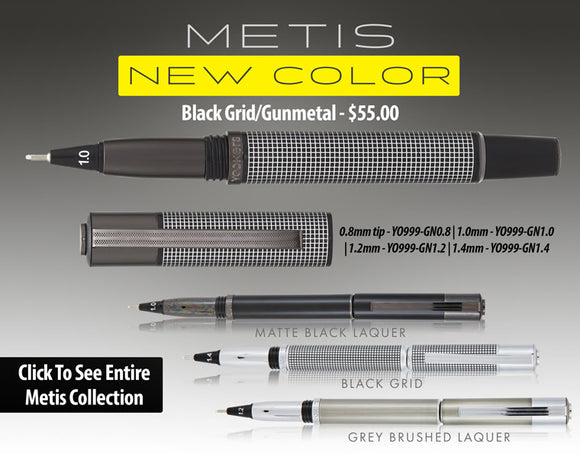 (New!) Yookers Metis Felt-Tip Pens!