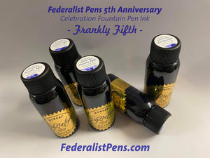 "Robert Oster ""Frankly"" FP 4-Pack Ink Collection!"