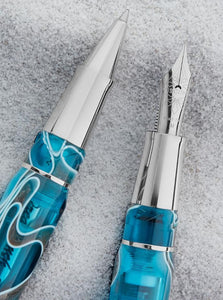 (New!) Visconti Opera Master Polynesia RB Pens!