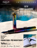 NEW! Conklin Crescent-Filler LE Rainbow FP!