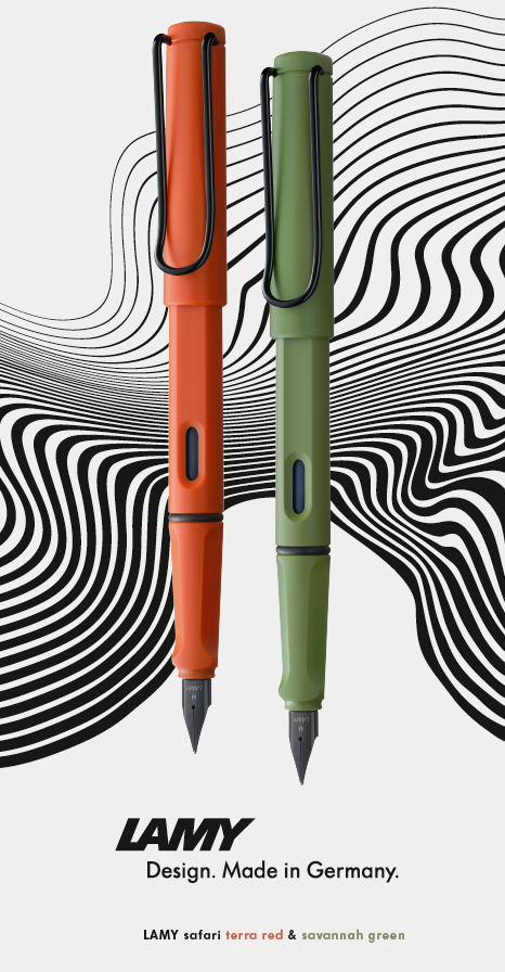 (New!) Lamy SE Safari