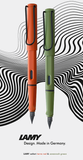 "(New!) Lamy SE Safari ""Tribute"" Fountain Pens!"