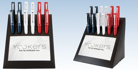 Yookers Yooth Felt-Tip Pens!