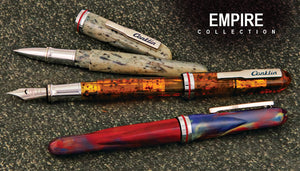 Conklin Empire Fountain Pens