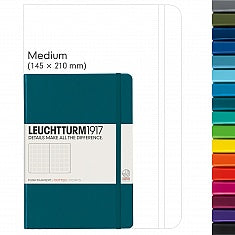 Leuchtturm1917 A5 Notebooks