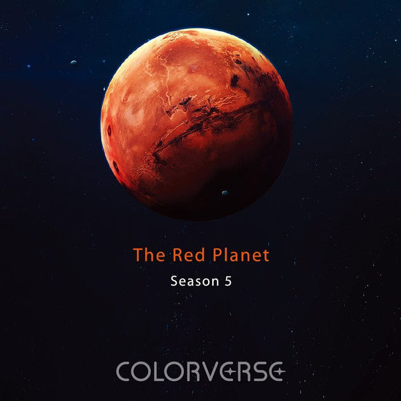 Colorverse Ink: The Red Planet Series (New!)