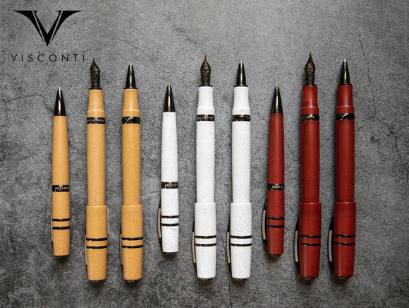 (Pre-Order!) Visconti Homo Sapiens Colors RB/BP Pens!