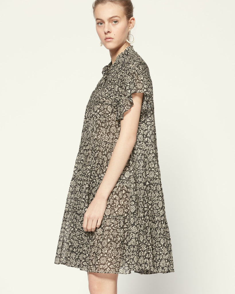 Isabel Marant Lanikaye Dress Black