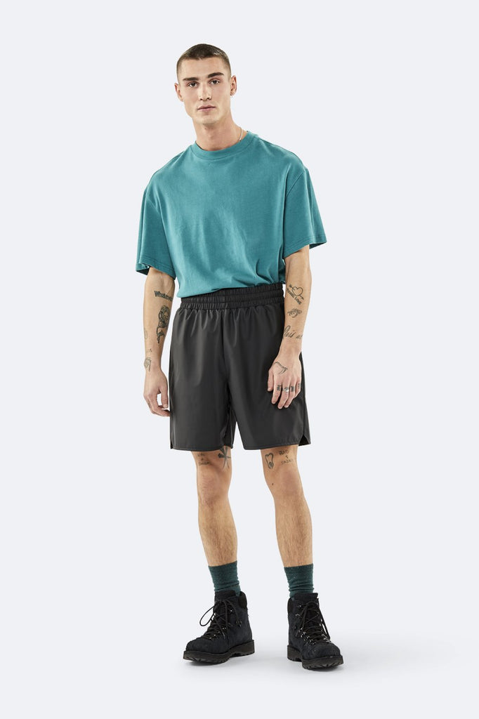 Rains Mens Shorts Black