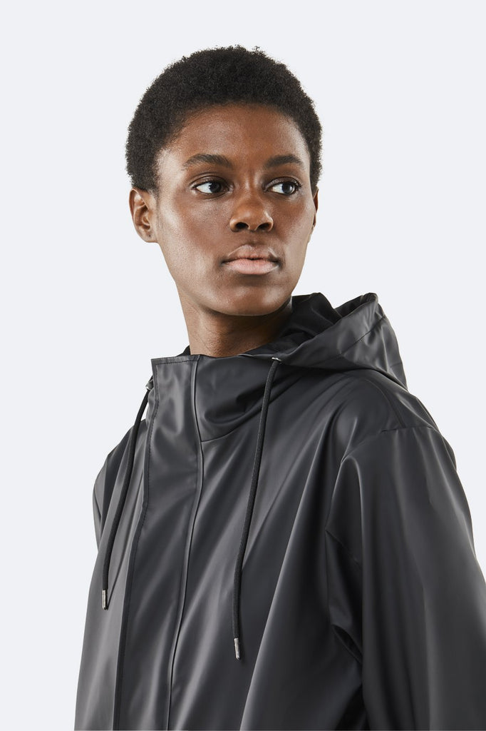 Rains Tracksuit Jacket Black