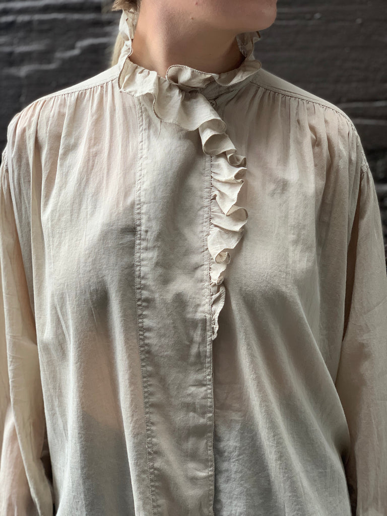 Isabel Marant Etoile Pamis Top Mustic