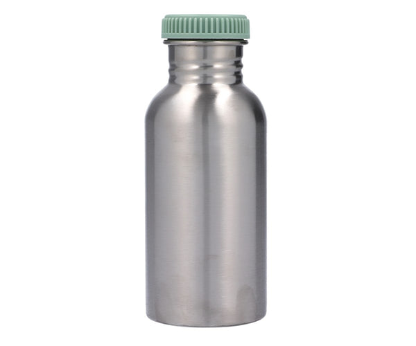 Botella Acero Funda Dinosaurios 500ml
