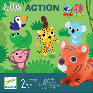 Little Action · DJECO