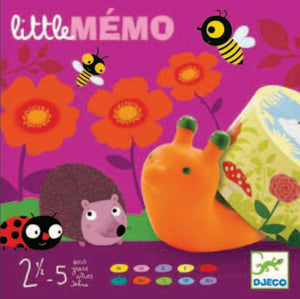 Little Memo · DJECO