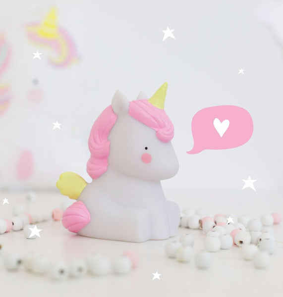 Mini Luz · Unicornio