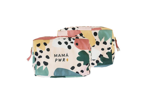 "Estuche Tela ""Mamá Power"""