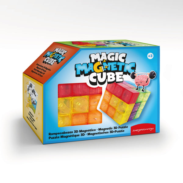 Magic Magnetic Cube