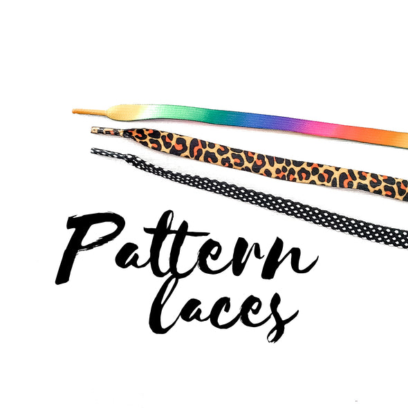 Pattern Shoe Laces