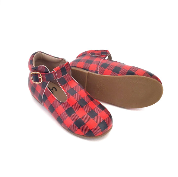 Buffalo Plaid - Mason T-Bars