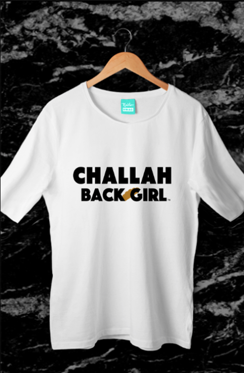 Challah Back Girl - Women's Tee
