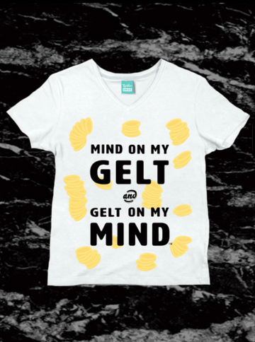 Gelt on My Mind - Kid's Tee