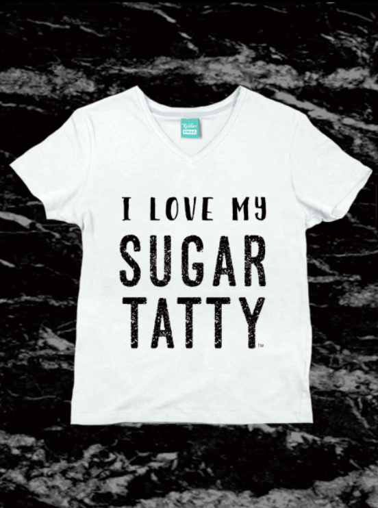Love My Sugar Tatty - Kid's Tee