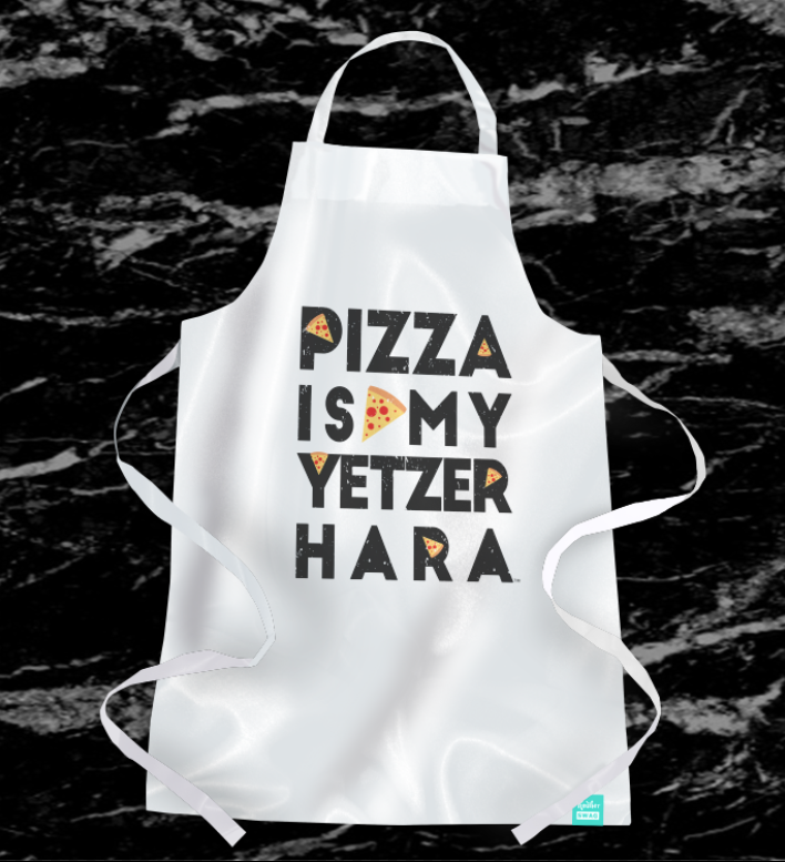 Pizza is My Yezter Hara - Apron
